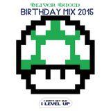 Oliver Queen Birthday Mix 2015