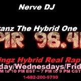 All Thingz Hybrid Real Rap Radio Show Hosted By #NerveDJ Franz The Hybrid One (6-30)