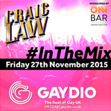 Gaydio #InTheMix - 27th November 2015