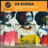 De Rumba 8th October 2016