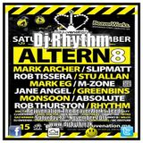 Dj Rhythm @ Rejuvenation, The Beaverworks, Leeds. Saturday 12th Nov 2016 www.djrhythm.tk