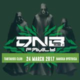 Braincrack Bros podcast 43 mixed by DATI b2b WINSTONE - live from Drum and bass family II.