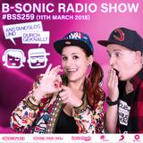 B-SONIC RADIO SHOW #259 by Anstandslos Und Durchgeknallt