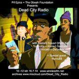 16 July Dead City Radio