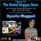 Cee Bee Global Reggae Show 066 06-10-2017