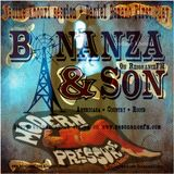 Bonanza & Son on ResonanceFM 15 March 2017 Nadine Khouri session + Daniel Romano first play