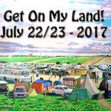 Danny Franks Live at Get On My Land 2017