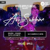 Mixed Apples Radio Show 045 - Ibiza Live Radio - mixed by Avi Subban (Johannesburg, ZA)