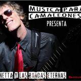 Música Para Camaleones. Spinetta, las bandas eternas. MCV 07.12.2013