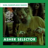 Goa Sunsplash Radio - Asher Selector [11-02-2019]