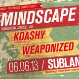 Weaponized Live @ Subland 06.06.2013