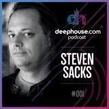 deephouse.com podcast 001 with DJ Steven Sacks