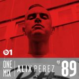 Alix Perez (1985 Music, Shogun Audio, Exit Rec.) @ One Mix, Beats 1 - Apple Music Radio (18.03.2017)