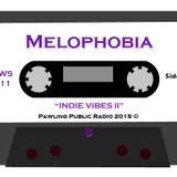 Melophobia - Indie Vibes II (November 6, 2015)