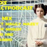 Fnoob Techno Radio .PROJECTpodcasts#19 show (guest mix Margret Mazzy Mazet .. April 29th 2016