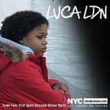 LUCA LDN NYCHOUSERADIO.COM 2017 EP8