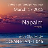 Olga Misty - Ocean Planet 046 [Mar 17 2015] on Pure.FM