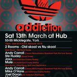 Ltd Addiction Old Skool - The Hub - York - March 2010