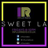 Sweet LA Friday Influx Radio 3rd Feb 2017