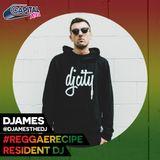 #ReggaeRecipe Resident DJ 005 - DJames (@djamesthedj)