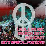 Let's March For Love