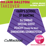 Oxjam Dalston Takeover x Peachy Exclusive Mix