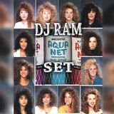 80s and 90s AQUA NET SET - DJ RAM