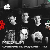Medium - Cybernetic Podcast 110 (23-05-2018) By WWW.DABSTEP.RU