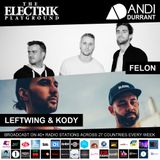 Electrik Playground 5/5/18 inc. Felon and Leftwing & Kody Guest Sessions