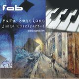 Fab - Pure Sessions, junio 2012, part.1