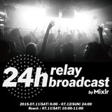 Mixlr 24h relay broadcast 20150711
