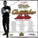 """Strictly"" CHRISTOPHER MARTIN Mixtape 2016 - DJ SENSILOVER (IRIE SOLDIERS)"