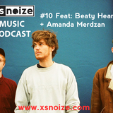 XS Noize Podcast: #10: Josh Mitchell from experimental-pop trio Beaty Heart