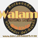 Rockeando por Divina radio, recordando a los rupestres