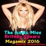 Britney Spears - The Iconic Miss Britney Spears (Megamix) 2016 [Download Link Down Below]