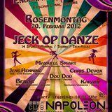 Chris Devox @ TdE Jeck op Danze 20.02.2012 Club Napoleon