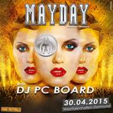 DJ PC Board - Mayday 2015 (FFS-04)