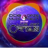 Dog Daze 2018 Live Mix