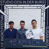 45rpm.ch Radioshow LIVE on GDS.FM 25.5.18