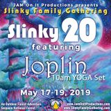 Joplin – 10am Yoga Set – Live at Slinky 20 – 051819