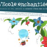 Les Chroniques Montreuilloises - Entretien avec Aude de l'école enchantiée
