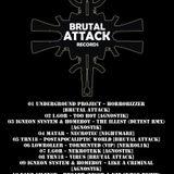 BRUTAL ATTACK PODCAST006 - KIT CURSE