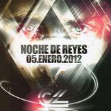 DJ YUSTE@SALA ON  REYES 2012