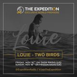Episode 136: World Premiere from Louie (LA) + music from Waajeed, Raveena, Hejira & more! 11/16/18