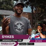 #BritainsGotBarz 14th June 2017 with Guest Syikes & Brick Boy #410 Live on pulse88.co.uk