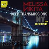 MELISSA NIKITA presents DEEP TRANSMISSIONS NY [009] ADE EDITION | OCT