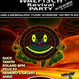 DJ DUCK Live-DJ-Set@WALFISCH Revival Party (11.11.2016)