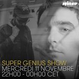 Supergenius Show : Koyote & Too Smooth Christ - 11 Novembre 2015