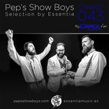 Chapter 043 Pep's Show Boys Selection by Essentia at Crack FM, Special Live set at Manrusonica'15