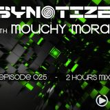 Mouchy Mora pres. Psynotized 025 (May 2015)